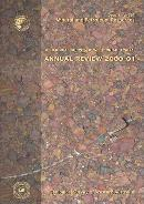 Geological Survey of Western Australia Annual Review 2000 - 01