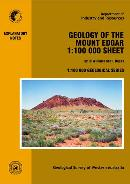 Geology of the Mount Edgar 1:100 000 sheet