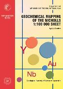 Geochemical mapping of the Nicholls 1:100 000 sheet