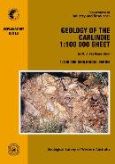 Geology of the Carlindie 1:100 000 sheet