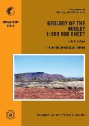 Geology of the Hooley 1:100 000 sheet