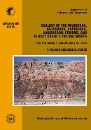 Geology of the Maroonah, Ullawarra, Capricorn, Mangaroon, Edmund, and Elliott Creek 1:100 000 sheets