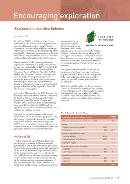 Exploration Incentive Scheme: 2008-09 Annual Review article