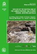 Geology of the eastern zone of the Lamboo Province, Halls Creek Orogen, Western Australia