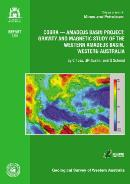 Amadeus Basin Project, gravity and magnetic study of the Western Amadeus Basin, Western Australia