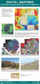 Digital Mapping: seamless 1:250000 geology in the Kimberley