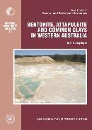 Bentonite, attapulgite, and common clays in Western Australia