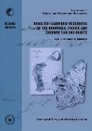 Regolith - landform resources of the Karridale - Tooker and Leeuwin 1:50 000 sheets