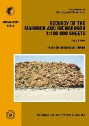 Geology of the Marmion and Richardson 1:100 000 sheets