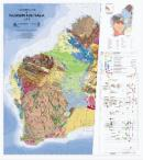 Geological map of Western Australia 1:2 500 000, 2015