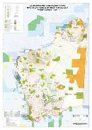 Aboriginal land, conservation areas, mineral and petroleum titles, and geology, Western Australia — 2014