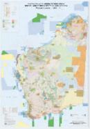 Aboriginal land, conservation areas, mineral and petroleum titles and geology, Western Australia - 2018