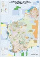 Aboriginal land, conservation areas, mineral and petroleum titles and geology, Western Australia - 2019