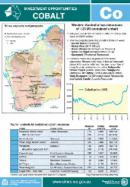Cobalt: investment opportunities, Western Australia