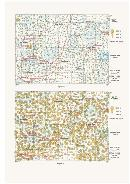 Element-distribution maps, PEAK HILL, WA Sheet SG 50-8