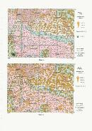 Element-distribution maps, GLENGARRY, WA Sheet SG 50-12