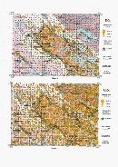 Element-distribution maps, EDMUND, WA Sheet SF 50-14