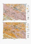Element-distribution maps, TUREE CREEK, WA Sheet SF 50-15