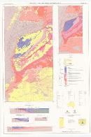 Geological map of Bonaparte and Ord Basins: southern sheet