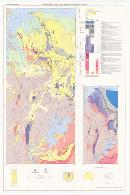 Geological map of Bonaparte and Ord Basins: northern sheet