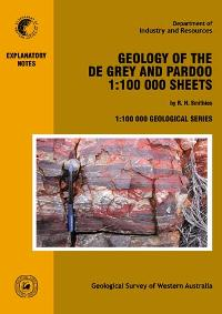 Geology of the De Grey and Pardoo 1:100 000 sheets