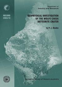 Geophysical investigation of the Wolfe Creek meteorite crater