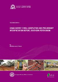 GSWA Harvey 1 well completion and preliminary interpretation report, southern Perth Basin