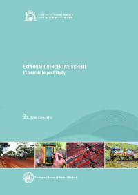 Exploration Incentive Scheme economic impact study