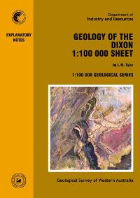 Geology of the Dixon 1:100 000 sheet