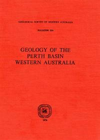 Geology of the Perth Basin, Western Australia