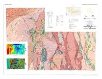Geological interpretation of the northwest Yilgarn Craton margin