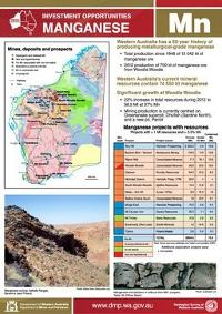 Manganese: Investment opportunities, Western Australia