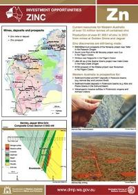Zinc: investment opportunities, Western Australia