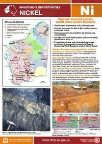 Nickel: investment opportunities, Western Australia