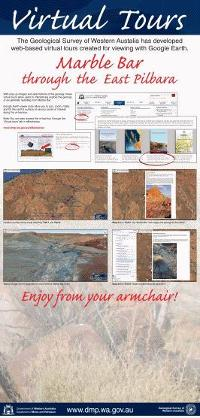 Virtual tours: Marble Bar through the east Pilbara