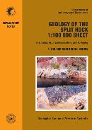 Geology of the Split Rock 1:100 000 sheet