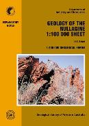 Geology of the Nullagine 1:100 000 sheet