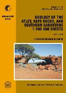 Geology of the Atley, Rays Rocks, and southern Sandstone 1:100 000 sheets