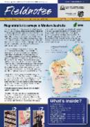 Fieldnotes: A Geological Survey of Western Australia Newsletter October 2014 Number 72