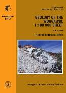 Geology of the Wongawol 1:100 000 sheet