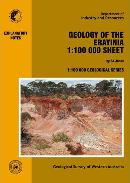 Geology of the Erayinia 1:100 000 sheet