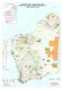 Aboriginal land, conservation areas, mineral and petroleum titles, and geology, Western Australia — 2010