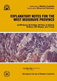 Explanatory Notes for the west Musgrave Province