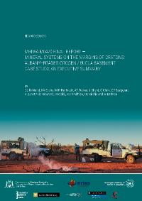 MRIWA M0470 final report - Mineral systems on the margins of cratons: Albany-Fraser Orogen / Eucla basement case study, an executive summary