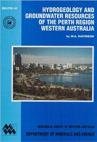 Hydrogeology and groundwater resources of the Perth Region, Western Australia