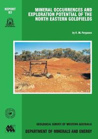 Mineral occurrences and exploration potential of the north Eastern Goldfields