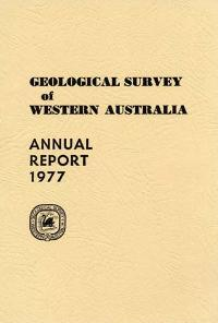Annual report for the year 1977