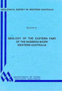 Geology of the eastern part of the Nabberu Basin, Western Australia