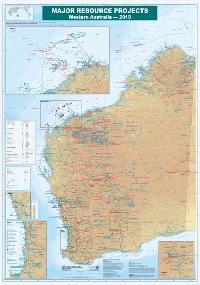 Major Resource Projects Western Australia - 2019